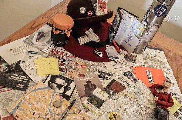Viajes, diarios y muchas historias más